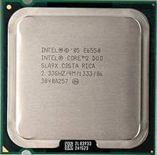 Intel Core 2 Duo E6550 SLA9X CPU
